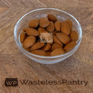 Almonds Kernels Raw Insecticide Free