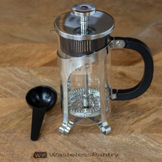 Cafe Press Glass Coffee Plunger 3 cup