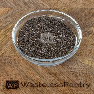 Chia Seed Sprayfree Black