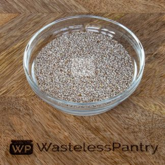 Chia Seed Sprayfree White