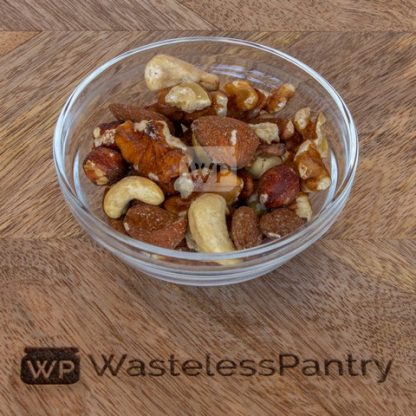 Mixed Nuts Deluxe Raw