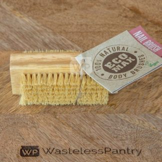 Nail Brush Wet/ Dry Med Bristle