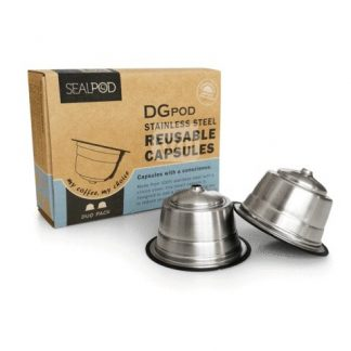 Reusable Coffee Pod DGPOD Two Pack