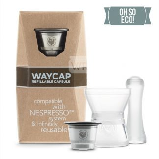 Reusable Coffee Pods WayCap Nespresso