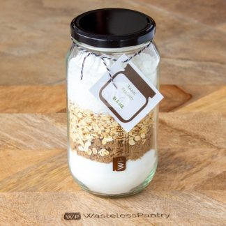Gift Anzac Biscuit Premade Jar